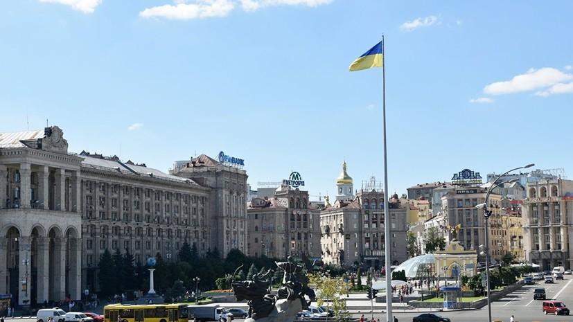 В центре Киева усилили охрану в связи с акцией«Бессмертный полк»