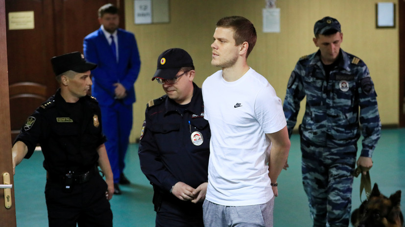Кадыров высказался о приговоре футболистам Кокорину и Мамаеву