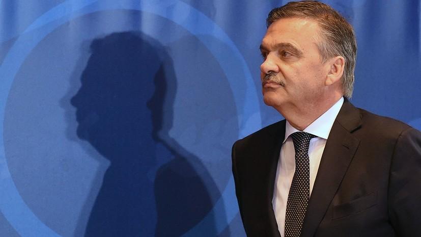 Президент IIHF сравнил ЧМ по хоккею с Лигой чемпионов УЕФА