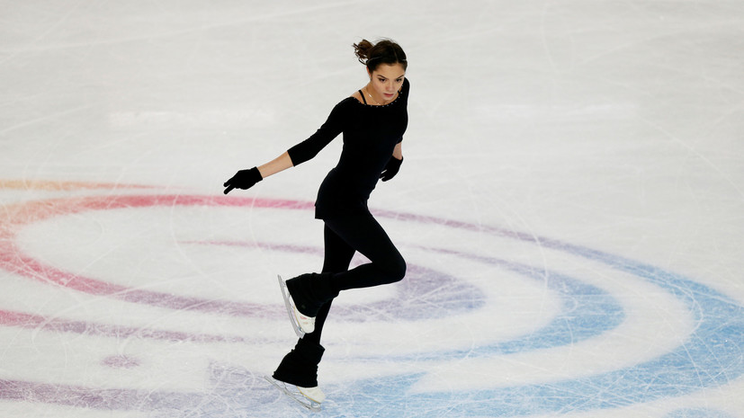 Медведева: только я решу, когда закончить карьеру и в каком костюме выходить на лёд