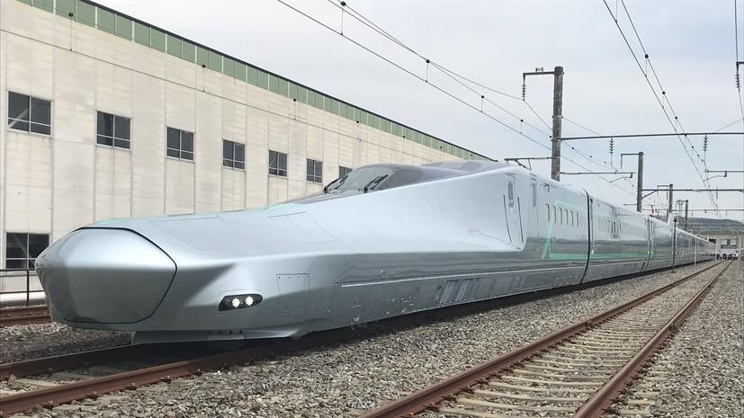 В Японии испытают самый быстрый в мире пассажирский поезд