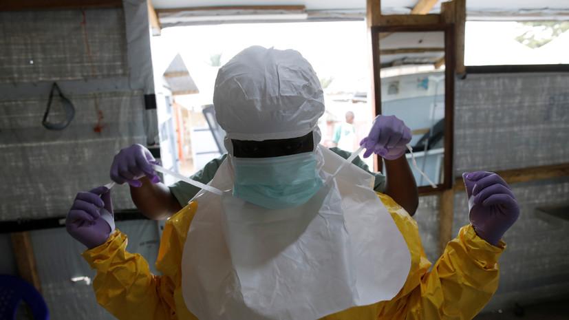 В ДРК от вируса Эбола умерли более 1100 человек