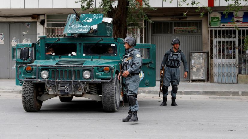 Семеро детей погибли при взрыве на юге Афганистана