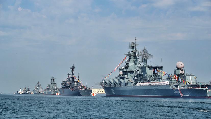 «Лидер по количеству новых кораблей»: как возросли возможности Черноморского флота