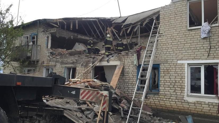 Семьям погибших при взрыве газа в Чистоозёрном выплатят по 1 млн рублей