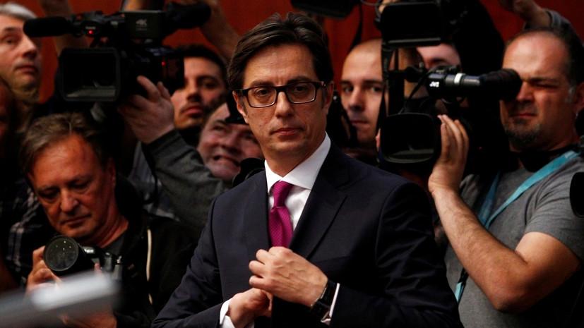 Новый лидер Северной Македонии считает приоритетом членство в НАТО