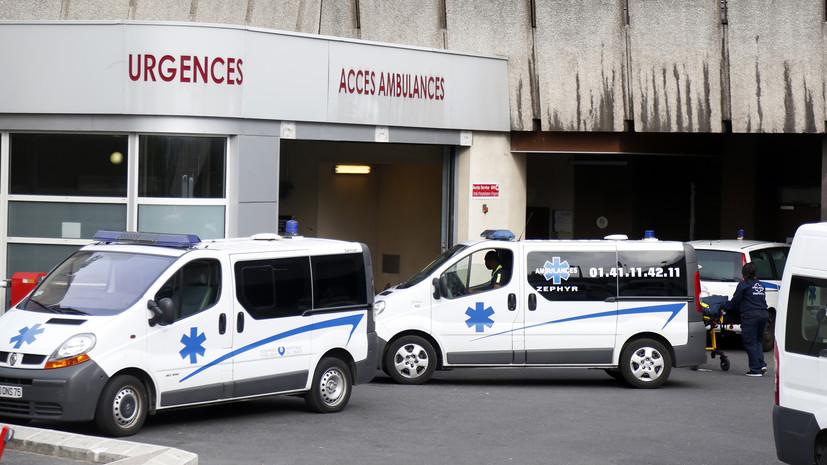 Шесть человек ранены в результате стрельбы во французском Амьене