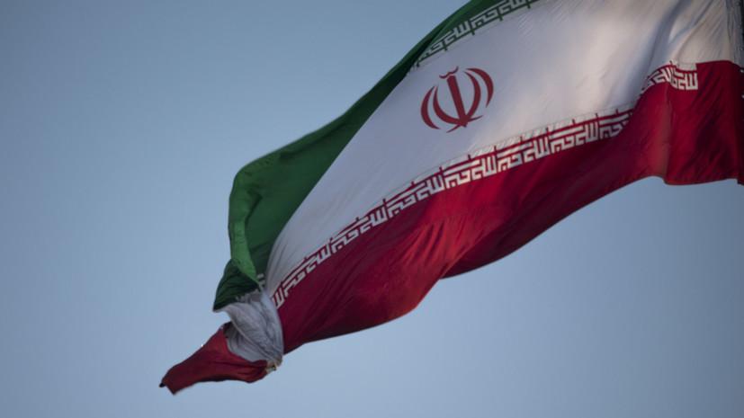 Иран пригрозил «ударом в голову» в случае силового шага США