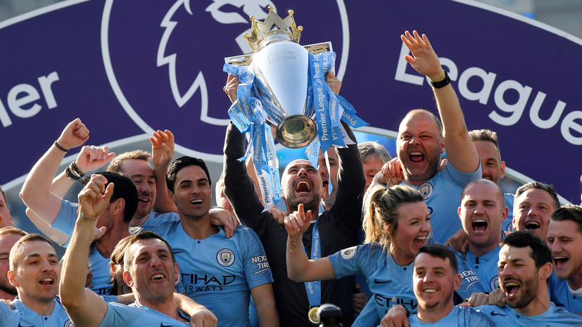 Триумф «Манчестер Сити», два голевых паса Караваева и 27-й мяч Комличенко: события воскресенья в европейском футболе