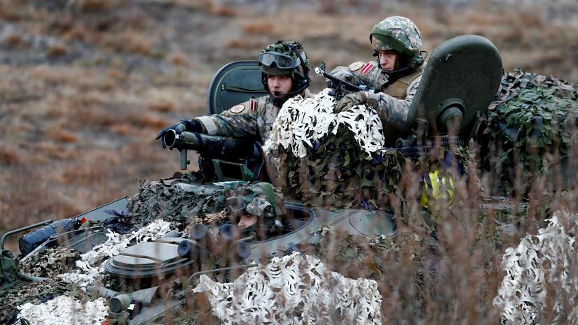 Эксперт прокомментировал учения НАТО в Латвии