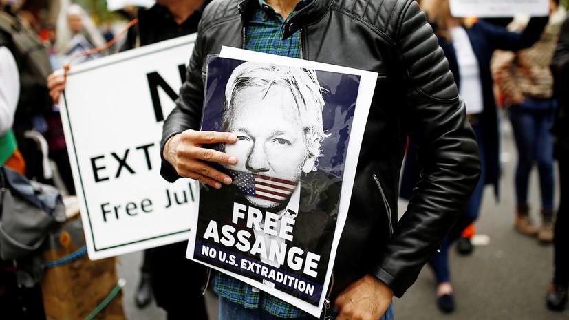 «Под сильным политическим давлением»: в Швеции возобновили расследование дела Ассанжа об изнасиловании