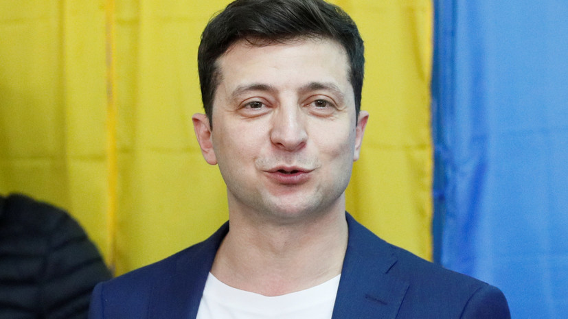 Зеленский опубликовал послание мира для жителей Донбасса и Крыма
