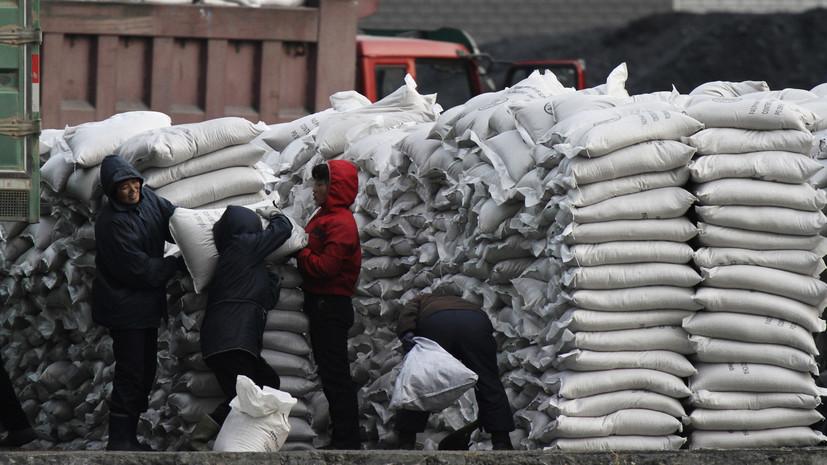 Южная Корея готова оказать продовольственную помощь КНДР