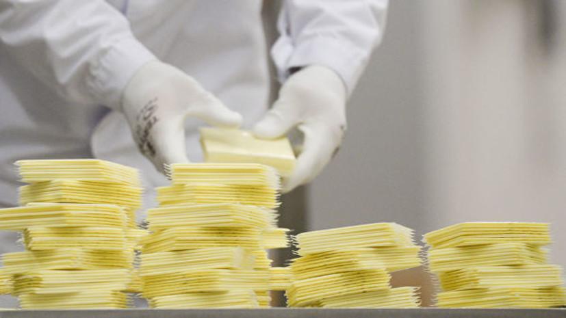 «Роскачество» отчиталось о проверке плавленых сыров