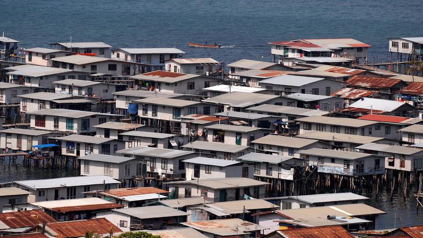 Угроза цунами объявлена у берегов Папуа — Новой Гвинеи