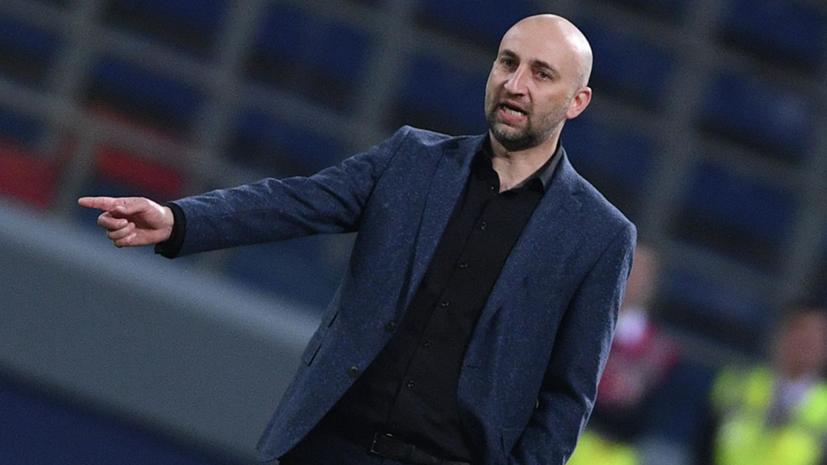 Адиев рассказал, предлагали ли ему подписать новый контракт с «Анжи»