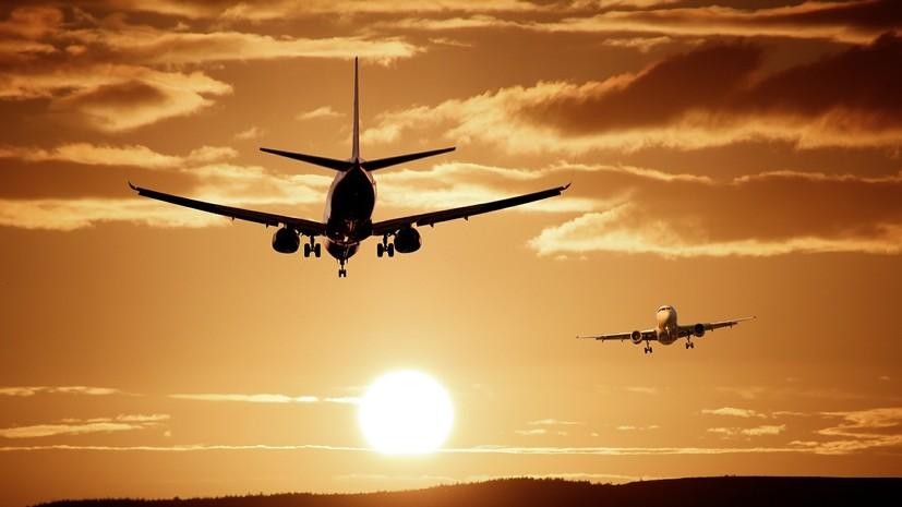 Минтранс США сообщил о приостановке авиасообщения с Венесуэлой