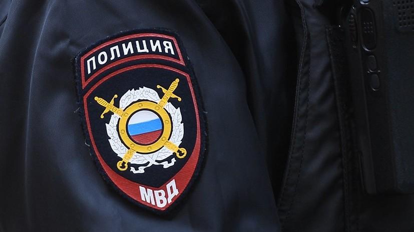 В Москве при задержании грабителей полицейские открыли огонь