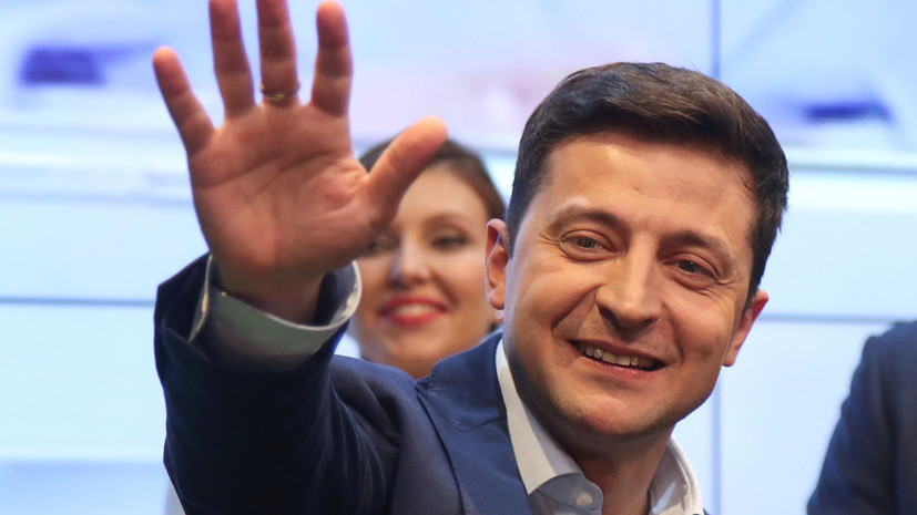 В Госдуме прокомментировали назначение даты инаугурации Зеленского