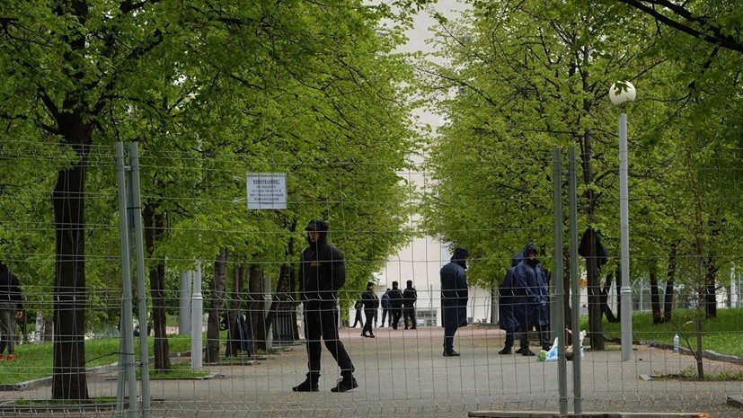 В Кремле прокомментировали действия силовиков на акции в Екатеринбурге