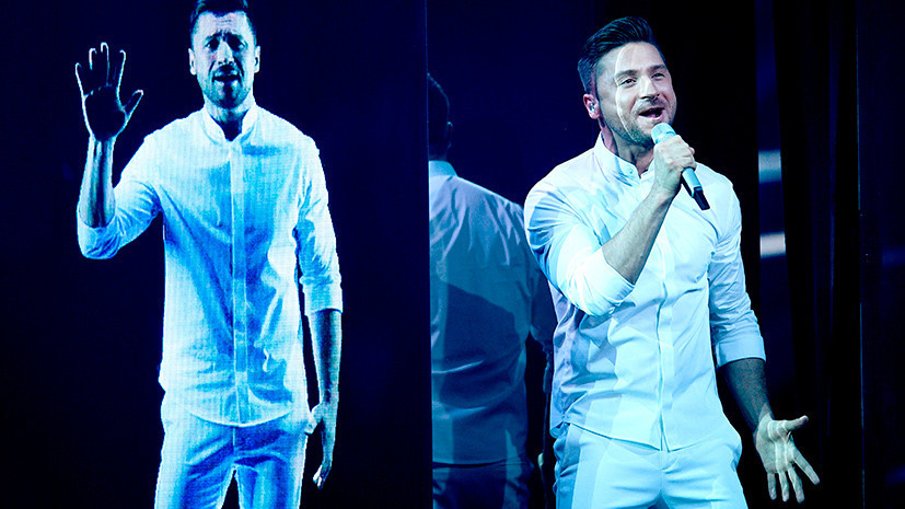 «Это было сильно»: Сергей Лазарев прошёл в финал Евровидения