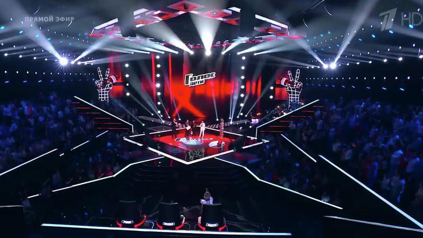 Рудковская прокомментировала ситуацию с шоу «Голос. Дети»