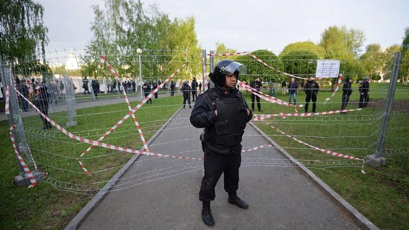 В РПЦ призвали стороны конфликта из-за храма в Екатеринбурге воздержаться от резких выражений
