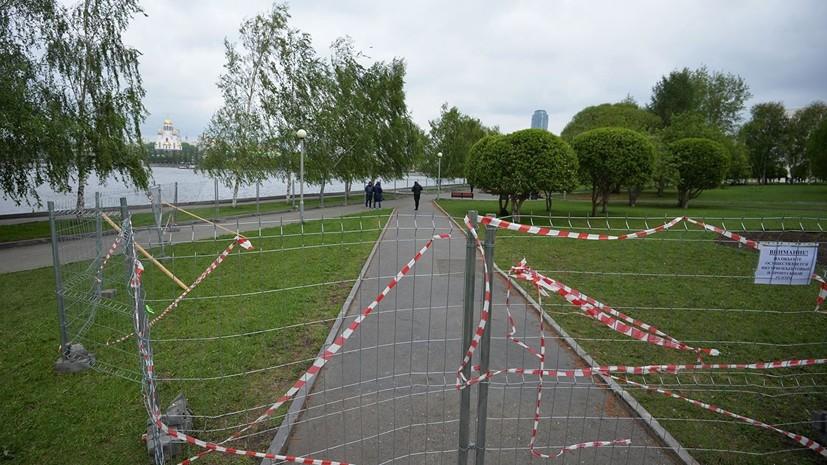 Власти Екатеринбурга проведут опрос о строительстве храма в сквере