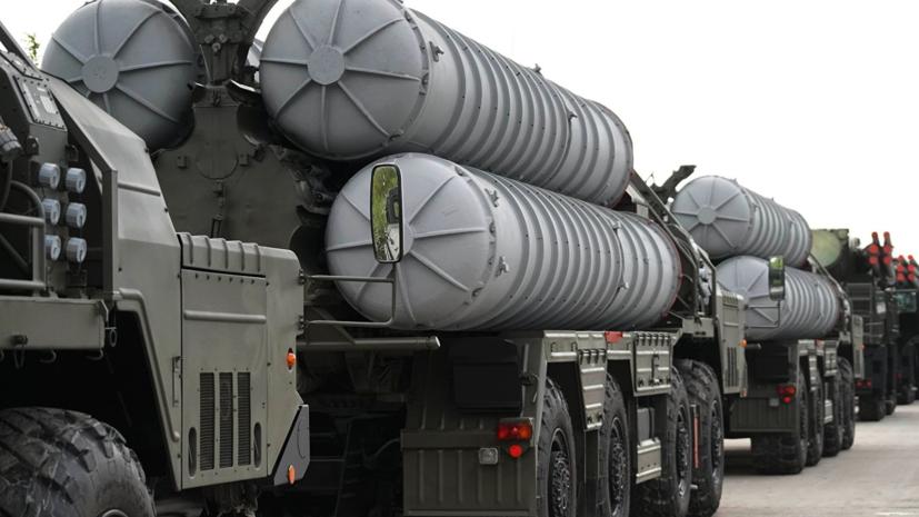 МИД Турции: С-400 не будут интегрированы в системы НАТО