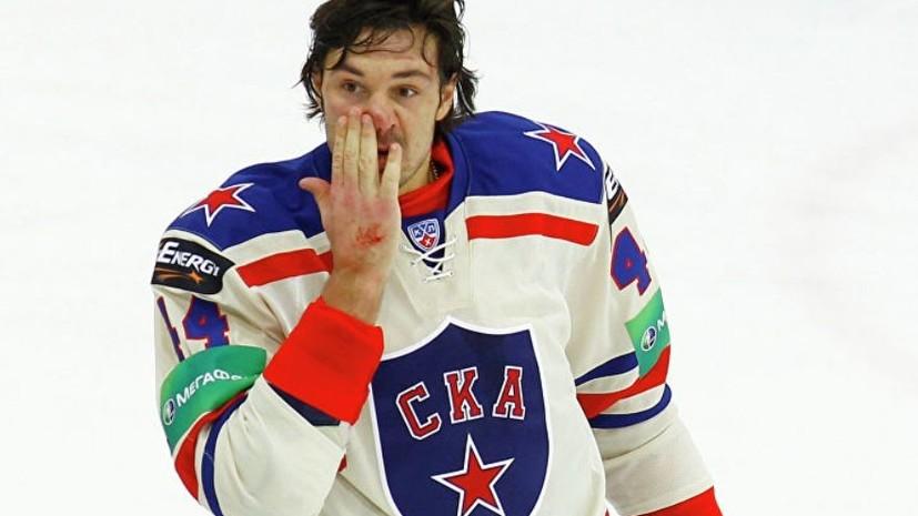 «Витязь» объявил о подписании контракта с Артюхиным
