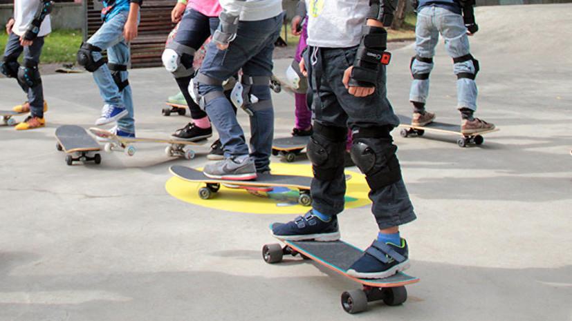 Этап Кубка России по скейтбордингу пройдёт 18 мая в Ижевске