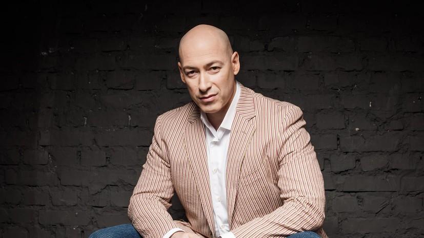 Дмитрий Гордон заявил о завершении сотрудничества с каналом «112 Украина» из-за Медведчука