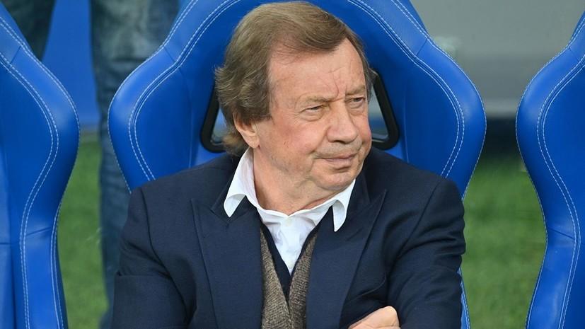 Гендиректор «Локомотива» ответил на вопрос о будущем Сёмина