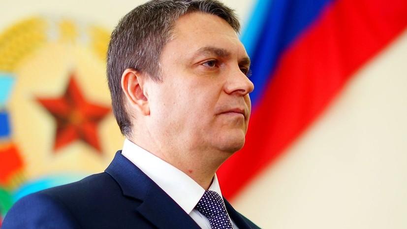 Глава ЛНР: почти все граждане республики намерены получить паспорт России