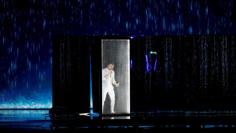 Самойлова оценила выступление Лазарева в полуфинале Евровидения-2019