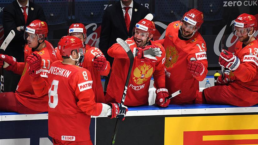 «Они тоже люди»: хоккеистов сборной России пытаются уличить в распитии пива на ЧМ в Словакии