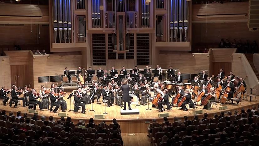 Концерт «Штраус-гала. Сказки Венского леса» пройдёт 22 мая в Москве