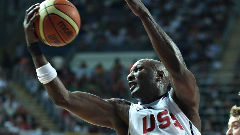 Американский баскетболист рассказал, как обманул допинг-тест перед ОИ-2004