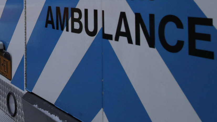 Два человека погибли в результате крушения вертолёта в США