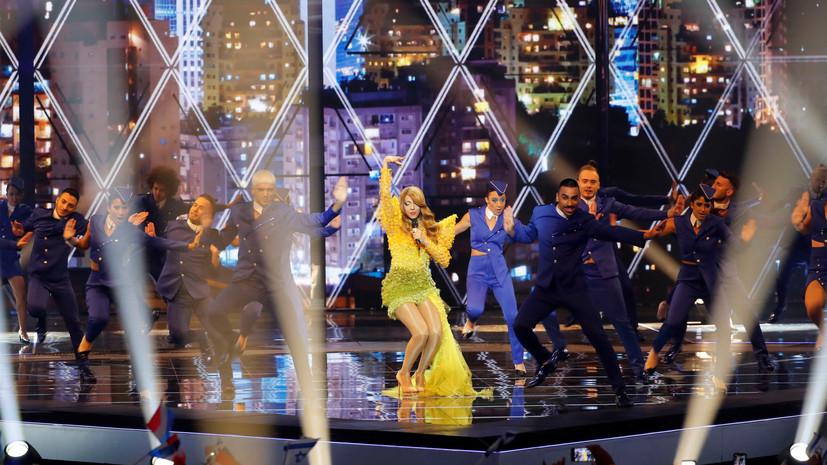 В Тель-Авиве начался финал Евровидения