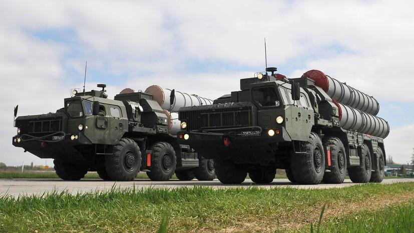 После «Триумфа»: Эрдоган нацелен на совместное производство С-500 с Россией