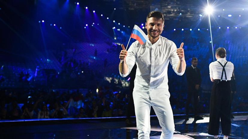 Пригожин оценил выступление Лазарева в финале Евровидения