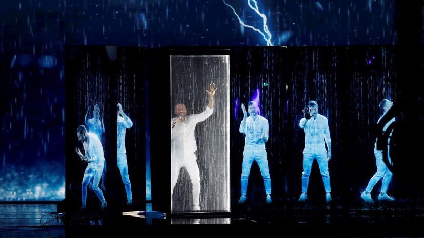 Дробыш назвал безупречным выступление Лазарева в финале Евровидения