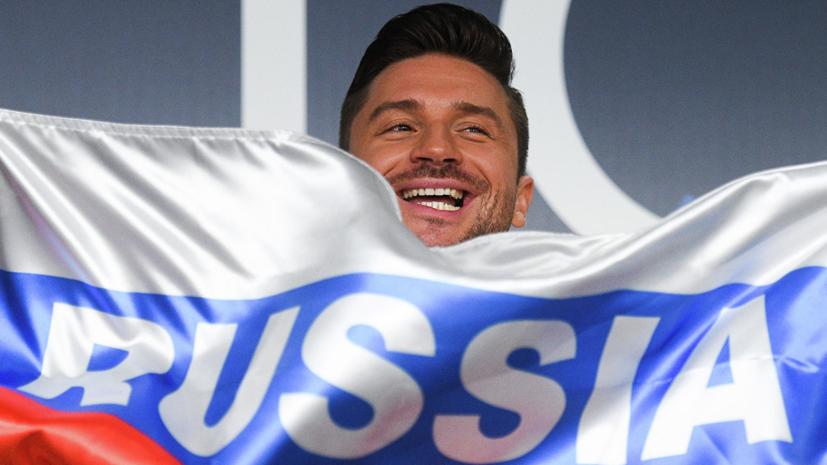 Лазарев заявил, что доволен выступлением в финале Евровидения