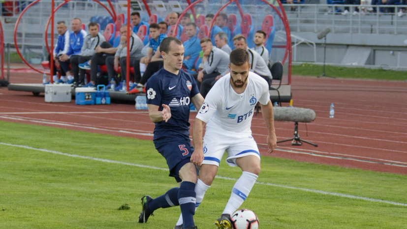 «Динамо» сохранило место в РПЛ на следующий сезон