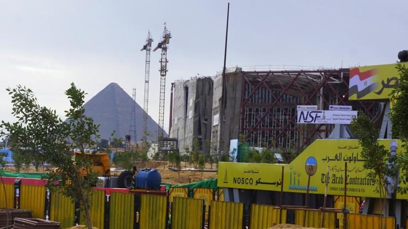 Посольство России в Египте выясняет подробности ЧП в Каире