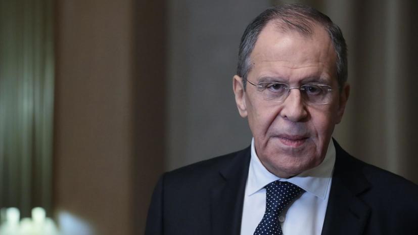 Лавров 20 мая встретится с вице-премьером и главой МИД ПНС Ливии