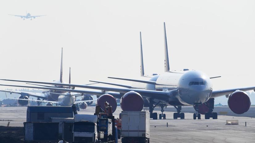 Пассажиры прервавшего взлёт SSJ-100 вылетели из Ульяновска резервным бортом