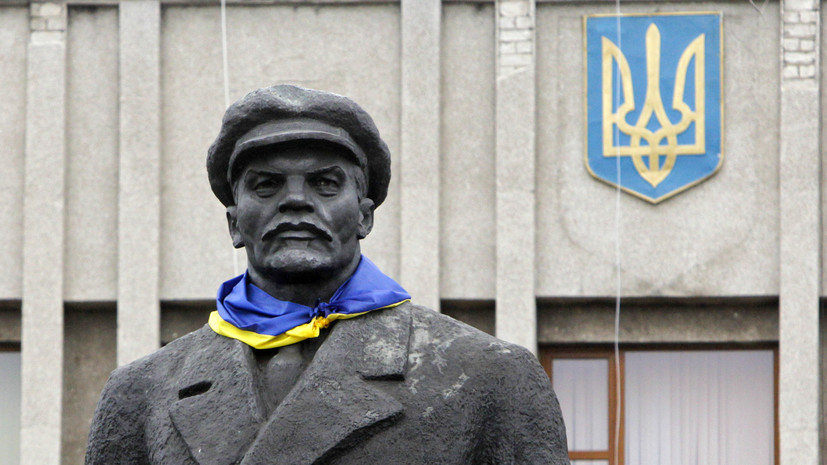 «Отвечает антироссийским задачам»: к каким результатам привела декоммунизация на Украине