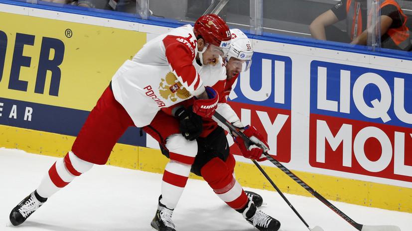 Глава ФХР рассказал, что нужно исправить в игре сборной России перед матчем со Швецией